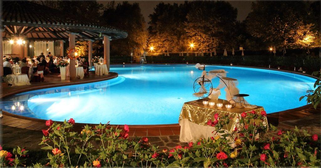 villa della piscina matrimoni la casupola